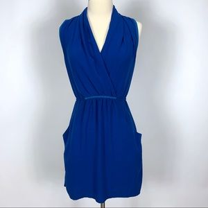 Aritzia Wilfred cinch waist dress